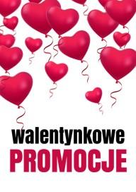 Plakat (PG438) Walentynkowe promocje
