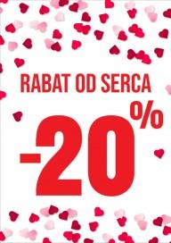 Plakat (PG440) Rabat od serca