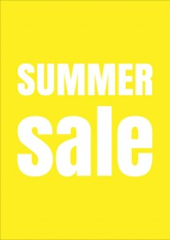 Plakat (PG467) Summer sale