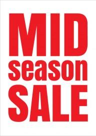 Plakat (PG476) Mid season sale