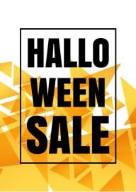 Plakat (PG517) Halloween sale