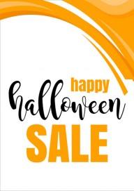 Plakat (PG519) Happy Halloween sale