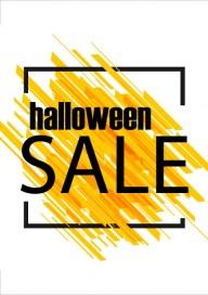 Plakat (PG523) Halloween sale