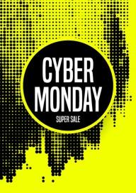 Plakat (PG531) Cyber monday