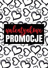 Plakat (PG535) Walentynkowe promocje